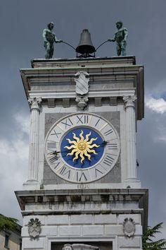 Udine - Tower of Loggia di San Giovanni