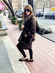 Street style - IRAN