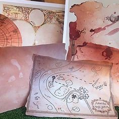 How to design an escape room tech gaming and room download and print one of these 16 treasure map templates for your next escape room solutioingenieria Image collections