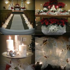 37 best christmas church wedding decorations images on picture to pin on pi Church Christmas Decorations, Christmas Lights, Christmas Fun, Winter Holiday, Altar, Simple Wedding Decorations, Wedding Ideas, Wedding Favors, Wedding Stuff