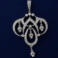 Edwardian Jewelry – Necklaces  