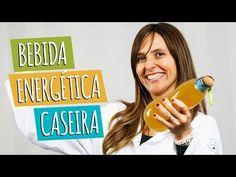Imagem ilustrativa do vídeo: Bebida Energética Natural   Para Treinar