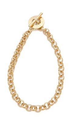 Marc by Marc Jacobs Toggle Necklace
