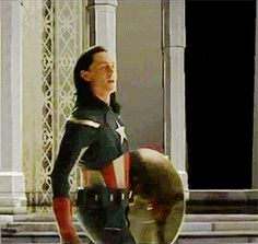 You just know he's the type that would be down with RP | Community Post: Reasons Why Loki Is The God Of Your Dreams