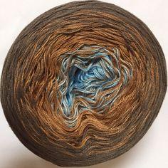 Bobbel, Farbverlaufsgarn, Lace, 770 Meter, 160 Gramm | eBay