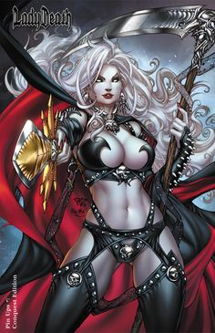 Daily @deviantART Picks for 07-10-2014 #LadyDeath | Images Unplugged