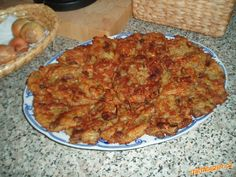 houbáky Vegetable Casserole, Czech Recipes, Gnocchi, Recipies, Stuffed Mushrooms, Cooking Recipes, Sweets, Baking, Vegetables
