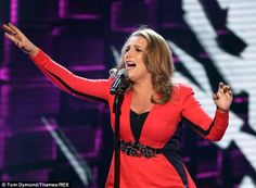 Sam Bailey - Bleeding Love - week 7 Sam Bailey, Leicester City Fc, New Chapter, Female Singers, Wrap Dress, Girls, Women, Fashion, Moda