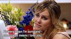 Another lesson learned from The Hills