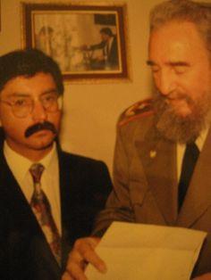 Con Fidel Castro, no es necesario más explicaciones.
