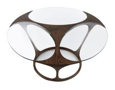 Yris Dining Table by Camus Collective Form