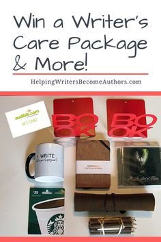 Win a Writer's Care Package–and More!
