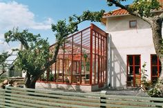 "Excellent ""greenhouse architecture drawing"" information is offered on our web pages. Check it out and you wont be sorry you did. Terrace Design, Garden Design, Aluminum Pergola, Metal Pergola, Backyard Pergola, Build A Greenhouse, House Extensions, Terrace Garden, Maker"