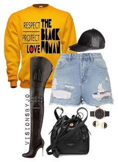 """""""Untitled #1594"""" by visionsbyjo on Polyvore featuring Topshop, Christian Louboutin, Aspinal of London, H&M, Marc Jacobs and Chanel"""