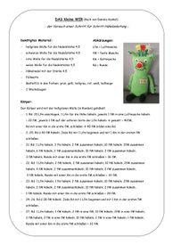 Das Kleine Wir Hakelanleitung Unterrichtsmaterial Im Fach Fachubergreifendes Hakeln Anleitung Hakelanleitung Unterrichtsmaterial