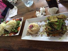 Pura Gula, a slow food tapas restaurant near puerto viejo in playa chiquita