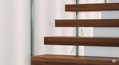 Professionals in staircase design, construction and stairs installation. In addition EeStairs offers design services on stairs and balustrades. Spencer Stuart, Stainless Steel Handrail, Glass Balustrade, Staircase Design, Dark Wood, Service Design, Floating Shelves, Amsterdam, Stairs