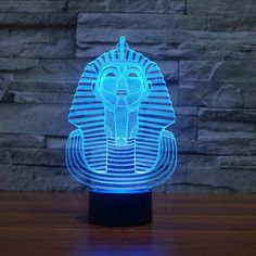 Hot New 7color Changing 3d Bulbing Light Victory Illusion Led Lamp Creative Action Figure Toy Christmas Gift Online Discount Action & Toy Figures