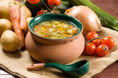 Vegetable Soup Recipes - Just what the doctor ordered for for cold and damp days. Really nourishing, low cost and so delicious and warming! Choose from the range of recipes here.