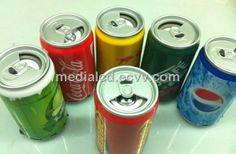 Drink Coca Cola Speaker, Promotion Speaker (AILMN59) - China Mini PC Speaker;Portable Mini Speakers Mp3;promotion speaker, CFECH