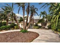 This Home is an island onto itself! Amazing Bay Views, On The Water & Tucked Amongst The Palm Trees! 5149 West San Jose Street, Tampa FL