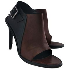 Pre-owned - Leather ankle boots Tibi HW2WpcG
