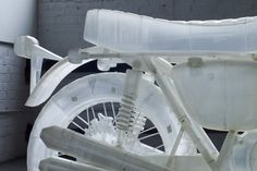 Watch an Artist 3D Print His Own Motorbike