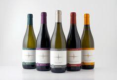 Mezzacorona, etichette vini Linee Castel Firmian, Riserve, Nerofino, design a cura dell'Agenzia Doni & Associati di Firenze