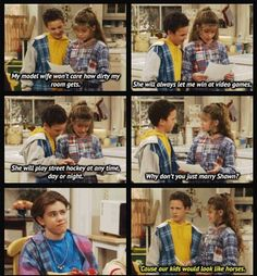 """Because even from the beginning everyone knew they were perfect for each other. 