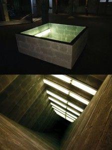 """""""Tunnell,"""" by Chul-Hyun Ahn © Chul-Hyun Ahn Delaware Art Museum"""