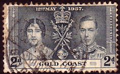 Gold Coast 1948 Coronation SG 118 Fine Used    SG 118 Scott 113    other stamps here