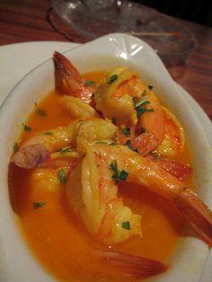 Shrimp Mozambique Recipe
