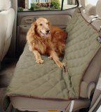 Solvit 62283 Deluxe Bench Seat Cover for Pets - - Product Description: Let your pet ride in comfort and style! The Solvit Deluxe Bench Seat Cover combines lux Bench Seat Covers, Pet Car Seat Covers, Dog Car Seats, Cat Dog, Dog Carrier, Back Seat, Dog Supplies, Travel Supplies, Linnet