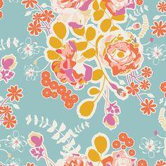 Art Gallery Fabrics - Orchard Blossom Spring - Baby Fabric Store