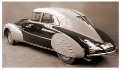 Maybach Type SW 1935