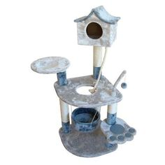 Arbre à #chat Technical Pet à 81€45 sur www.TiendAnimal.fr
