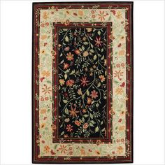 Save on Regal Promenade Midnight Rugs! Choose beautiful hand tufted, traditional Regal Promenade Midnight Rugs from Capel Rugs, America's Rug Company. Discount Area Rugs, Rugs And Mats, Cheap Rugs, Area Rugs For Sale, Rug Company, Fireplace Accessories, Braided Rugs, Contemporary Area Rugs, Floral Rug