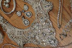 DIY Statement Necklace by Stacie Stacie Stacie, via Flickr