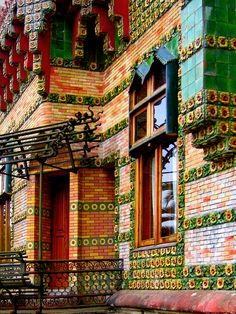 Antonio Gaudi en Cantabria - España