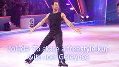 Jolijda: I like to skate a freestyle kür with Joel Geleynse