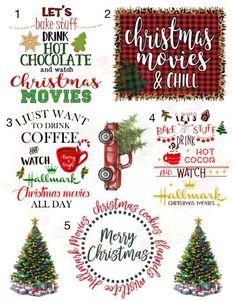 25 Dye Sublimation Holiday Christmas Xmas trees 2 sided Heat transfer