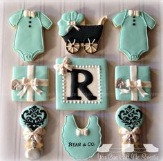 These are perfect for a baby shower.