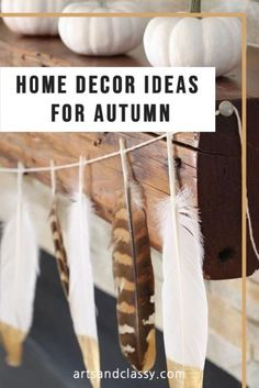 Home decorating for the fall season is upon us and I have been browsing inspiration to decorate my next apartment. It doesn't have to cost a lot either. Autumn decor diy decoration | Autumn decor diy ideas | Autumn home decor | Autumn home decorations | Autumn home decor ideas | Fall home decor | Fall home decor ideas | Fall home decor diy | Fall home decor apartment | Fall diy decor | Fall diy decorations #autumn #pumpkins #leaves