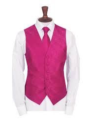 Image result for waistcoat pink