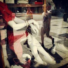 Ballet Shoes, Dance Shoes, Shop Windows, Sports, Shopping, Ideas, Fashion, Red, Moda