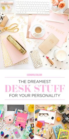 Cute Desk and Office Accessories for Women - Fun Desktop Accessories