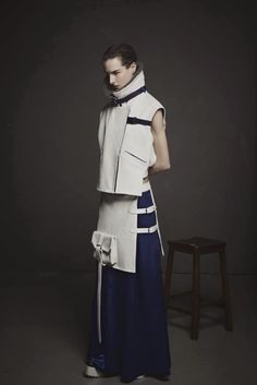 Thread, Fashion and Costume: Jamie Wei Huang I