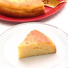 Sweets Recipes, Healthy Recipes, Desserts, Japanese Sweets, Easy Cooking, Cornbread, A Food, Recipies, Cheesecake