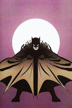 Batman - Year One by David Mazzucchelli