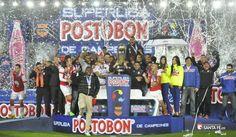 Santa Fe campeón Superliga 2015